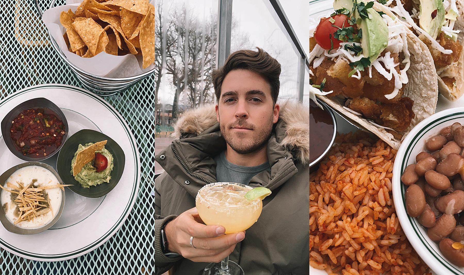 John Philp Thompson Travel Santa Fe Blogger Influencer