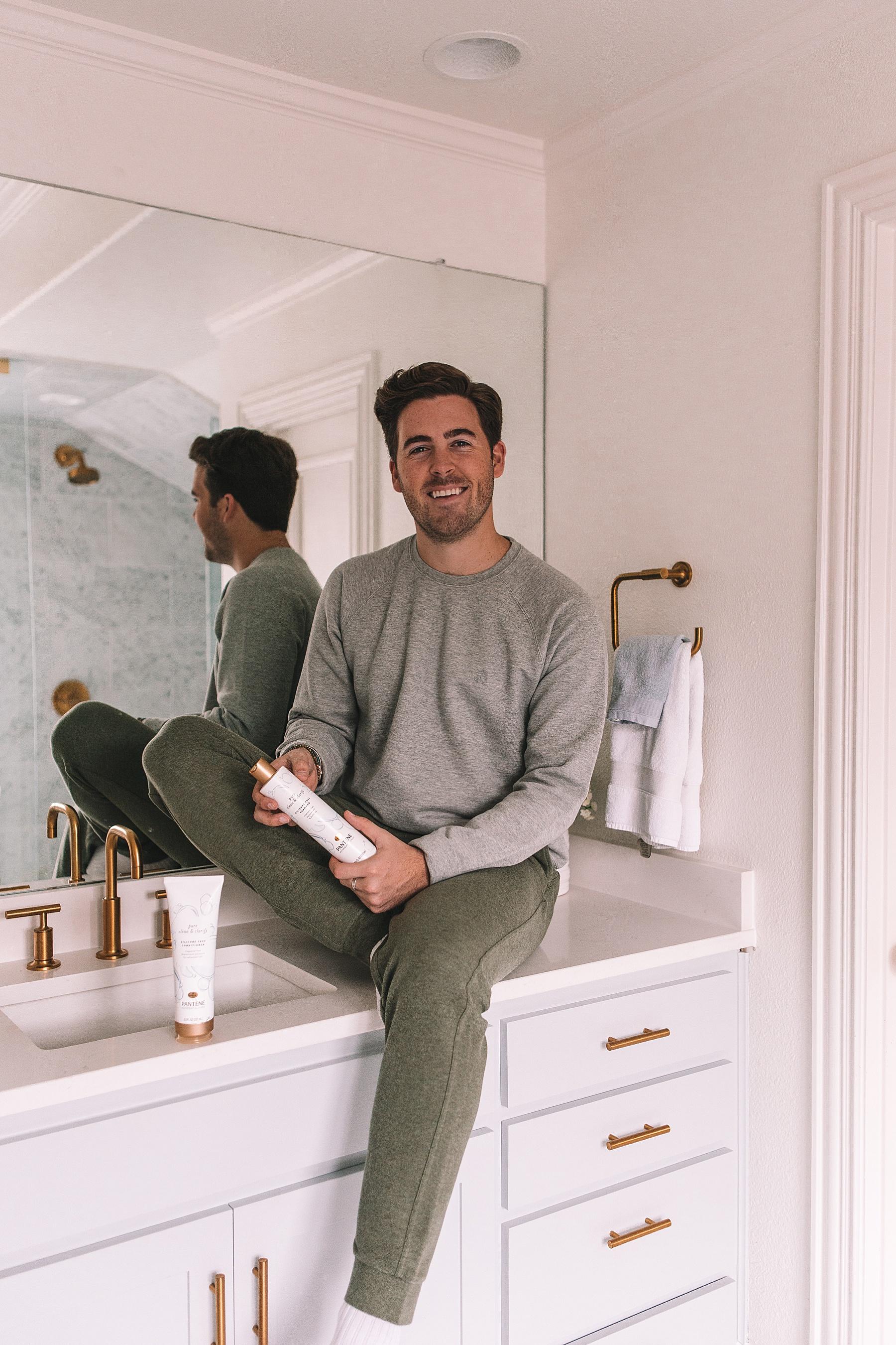 John Philp Thompson Panteen Hair Menswear Travel Blogger NYC