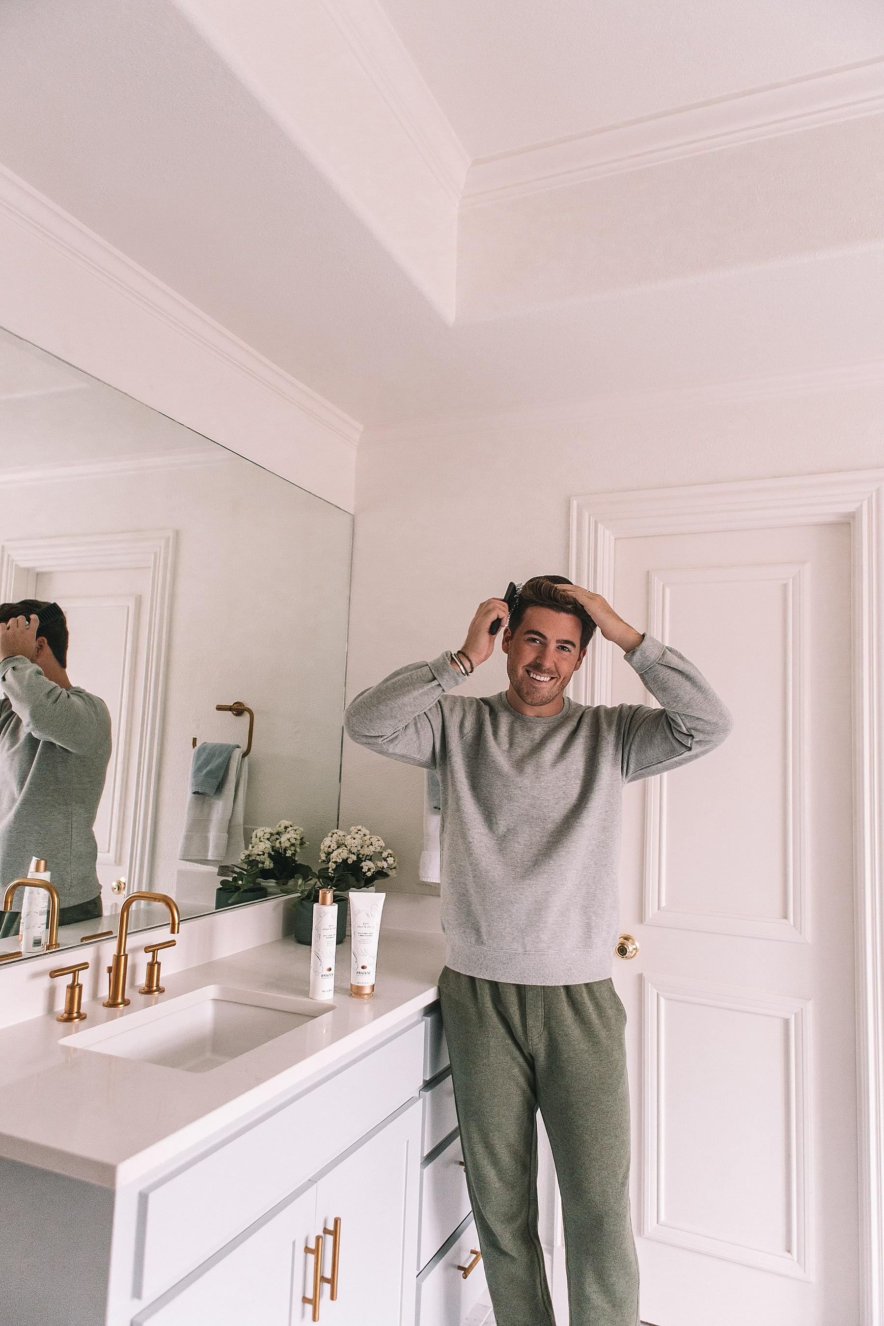 John Philp Thompson Travel Blogger Menswear Pantene Hair