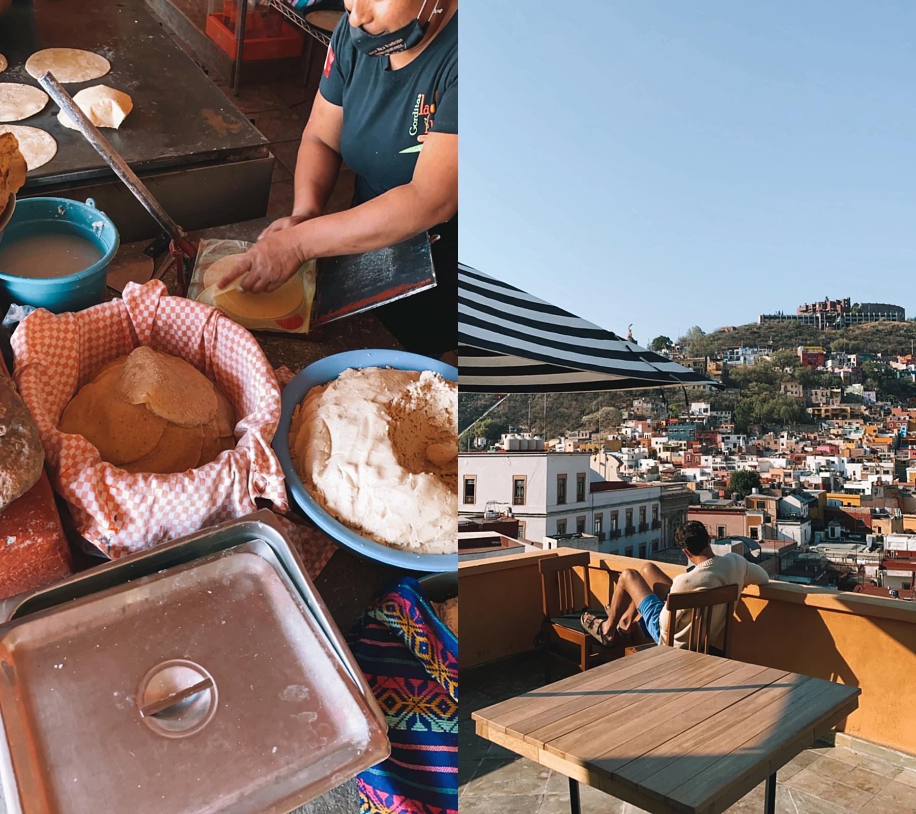 John Philp Thompson Travel Blogger Influencer Mexico San Miguel Guanajuato